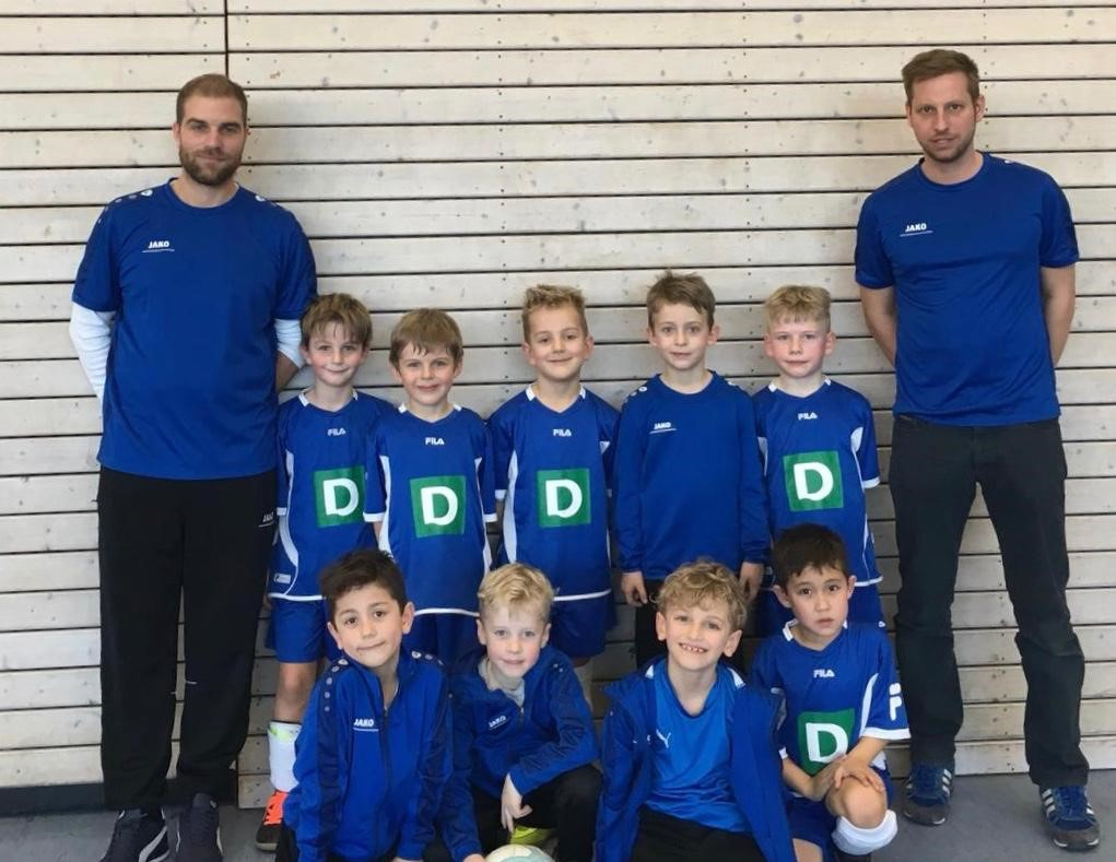 Bambinispieltag in Hemmingen